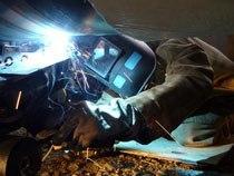 Устранение трещин и микротрещин в металле г.Бийск